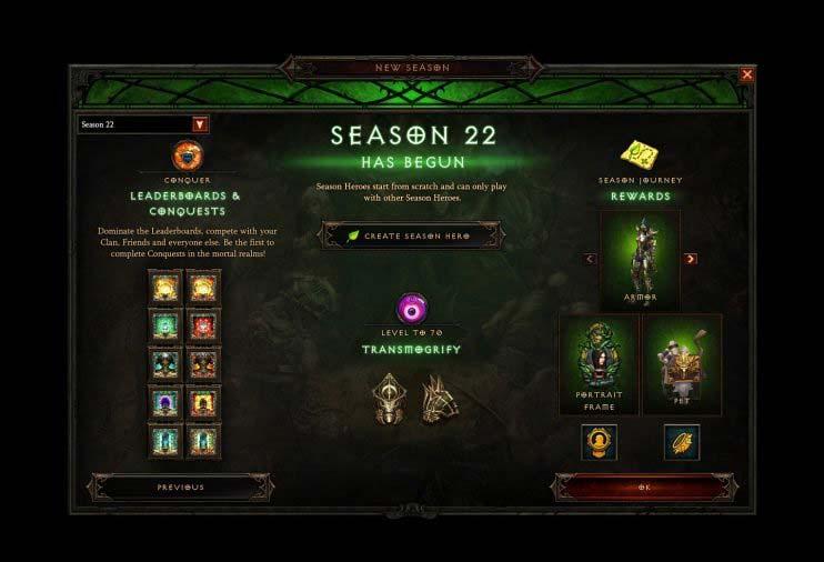 Season-22-Menu