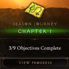 Main Menu Season Journey