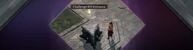 Challenge Rifts