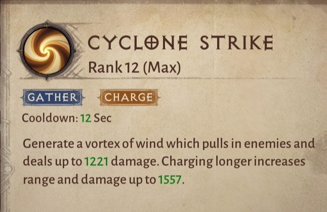 Cyclone Strike