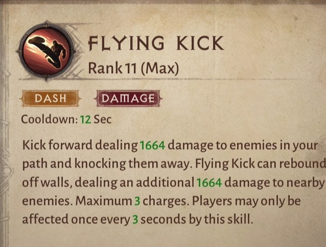 Flying Kick