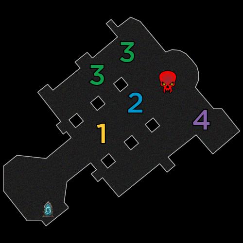Mad King Dungeon Floor 1