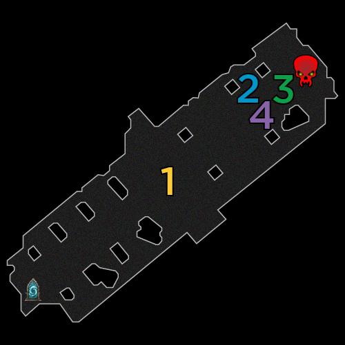 Mad King Dungeon Floor 2
