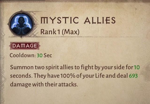 Mystic Allies