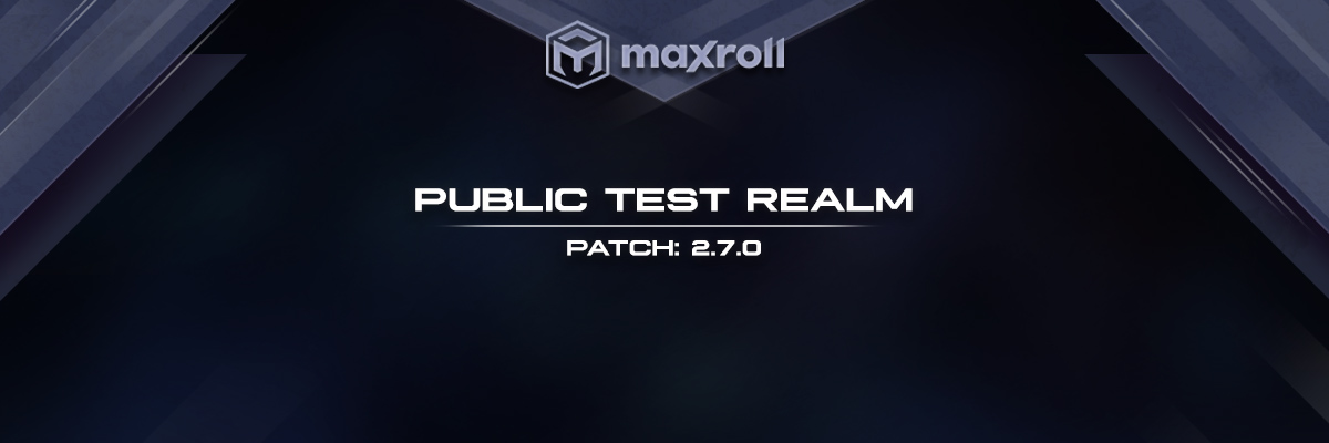 PTR 2.7.0 Preview & Initial Thoughts