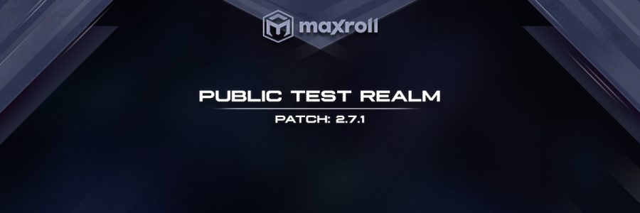 PTR 2.7.1 Preview & Initial Thoughts
