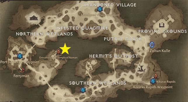 Namari Map