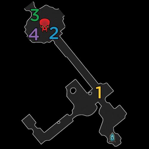 Forgotten Tower Dungeon Phase 1