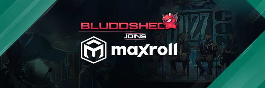 Welcome Bluddshed!