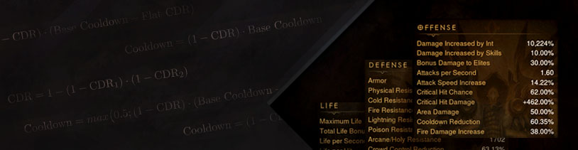 Cooldown and Resource Cost Reduction Explained