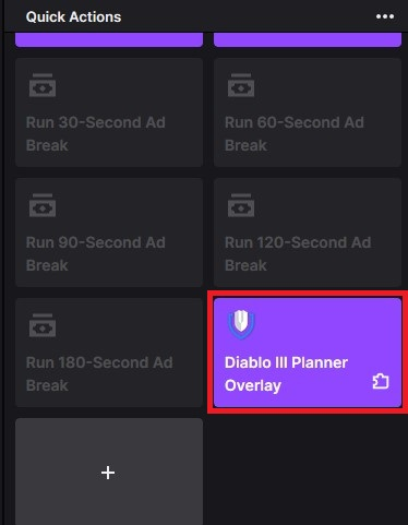 steam manager quick actions setup